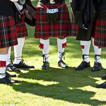 Highland games in Haarlem