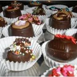 Workshop Bonbons maken