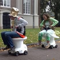 Toilet Racers (eigen locatie) in Haarlem