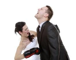 Bride vs Groom