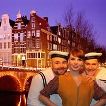 Hollandsche Avond Dinnershow in Haarlem