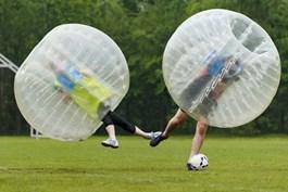 Bubbelbal / Bubble Voetbal