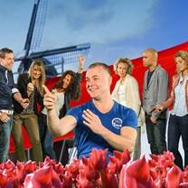 Gek op Holland in Haarlem