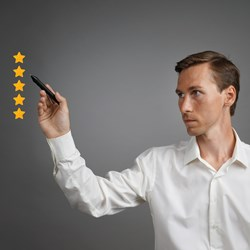 Ranking the Company (eigen locatie)