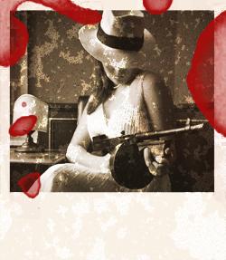 Maffia Diner Moordspel