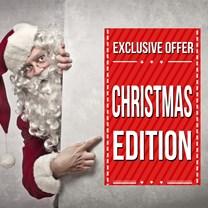 Escape Dinner Room Spel Christmas Edition in Haarlem