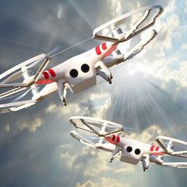 Workshop Drone Vliegen Binnen