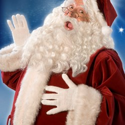 HELP, de Kerstman is ontvoerd! eigen locatie