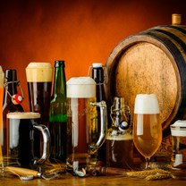 Bierproeverij in Haarlem