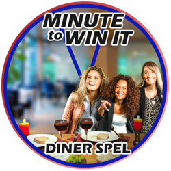 Minute to Win it dinerspel