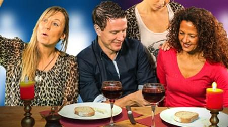 Mannen tegen de vrouwen dinerquiz