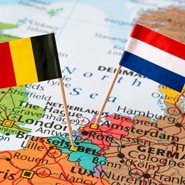 Holland-België Quiz (eigen locatie)