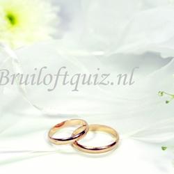 Bruiloftquiz (eigen locatie)