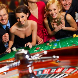 Las Vegas Casino avond