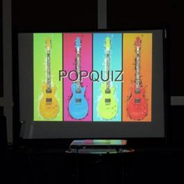Pop Quiz (eigen locatie)