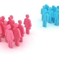 De Mannen tegen de Vrouwen (eigen locatie)