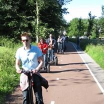 Workshop Segway (eigen locatie) in Haarlem