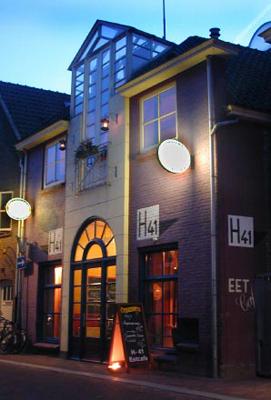 Eetcafe H41 Wageningen