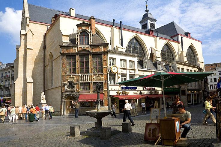 Sint Niklaas Centrum