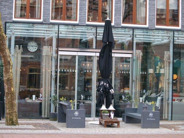Restaurant de Vijfsprong Eten en Drinken Kampen