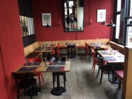 Grand Cafe Modeste Antwerpen