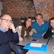 1) Social Media Game - The Social Network Mechelen