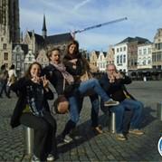 12) Social Media Game - The Social Network Mechelen