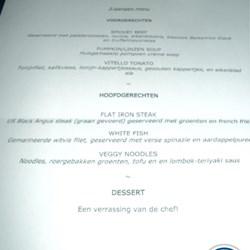 Minute to Win It! Diner spel Alkmaar