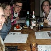 22) Minute to Win It! Diner spel Alkmaar