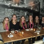 8) Minute to Win It! Diner spel Alkmaar
