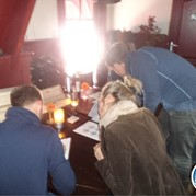 3) Escape Room Lunch Amersfoort