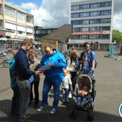 Levend Monopoly  Roosendaal