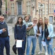8) Escape in the City XXL  Brugge