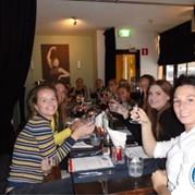 1) Minute to Win It! Diner spel Alphen aan den Rijn