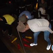 11) Minute to Win It! Diner spel Alphen aan den Rijn
