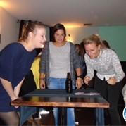 5) Minute to Win It! Diner spel Alphen aan den Rijn