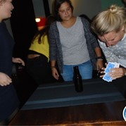 8) Minute to Win It! Diner spel Alphen aan den Rijn