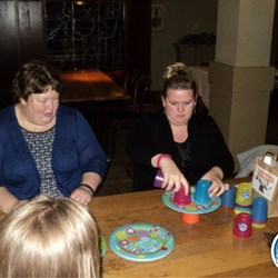 Minute to Win It! Diner spel Hasselt