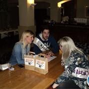 12) Minute to Win It! Diner spel Hasselt