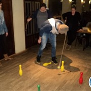 26) Minute to Win It! Diner spel Hasselt