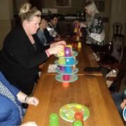 4) Minute to Win It! Diner spel Hasselt