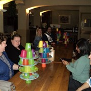 7) Minute to Win It! Diner spel Hasselt