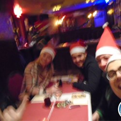 Escape Dinner Room Spel Christmas Edition  Amsterdam