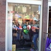 13) Peking Express Haarlem