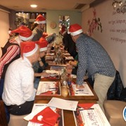 1) Escape Dinner Room Spel Christmas Edition  Roermond