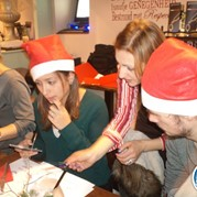 11) Escape Dinner Room Spel Christmas Edition  Roermond