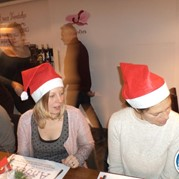 13) Escape Dinner Room Spel Christmas Edition  Roermond