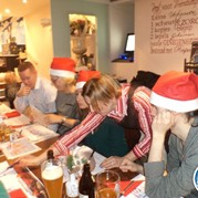 14) Escape Dinner Room Spel Christmas Edition  Roermond