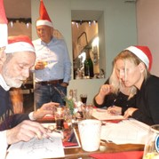 18) Escape Dinner Room Spel Christmas Edition  Roermond