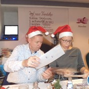 20) Escape Dinner Room Spel Christmas Edition  Roermond